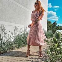 ********* *********  🛍 Shop now  https://merribel.eu/  https://merribel.eu/  @__positive__woman   #cytaty #cytatouśmiechu #positivelifestyle #pinkdresses #glasses #sunnyfoto #summerlook #moodtoday☀️ #sunshine #hotdays☀️ #smilesonsmiles #beautywoman #naturalme #summervibes☀️ #polskakobietka✌ #instapositivevibes #helloinstapeople🙋