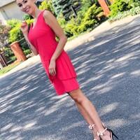 * * :  🛍 Shop now  https://merribel.eu/  @nina_stuczynska   #sukienka #sukienkanalato #dresslover #boholove #latowmiescie #latonadmorzem #stylizacja #stylizacjaletnia #kochamzakupy #dziewczyna #cudownasukienka #sweetlook #newcollection #newlook #fasardi #czerwonasukienka