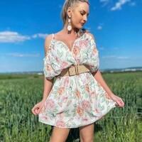 ********* *********  🛍 Shop now  https://merribel.eu/  https://merribel.eu/  @june__summers__  #letniasukienka #letniastylizacja #summerstyle #merribeleu #moda