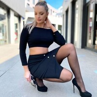 * * :  🛍 Shop now  https://merribel.eu/  * * :  🛍 Shop now  @june__summers__  #ootd #ootdfashion #twopieceset #merribeleu #pencilskirt #springcollection #croptop #skirt #blackskirt #longlegs #legs #classy #fashionphotography #classyoutfit #spodnica  #miami #spain #greece #france #worldwide #majowka #maj #dropshipping