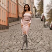 🛍 Shop now  https://merribel.eu/ 25% off CODE: MERRIBEL  Mdel: @tolloczkoklaudia  #dress #kleid #платье #рокля #šaty #kjole #robe #φόρεμα #kjol #көйлек #suknele #stilius #rochie #rochii #rochiideseara #ruha #sukienka #skleponline #butikonline#sukienka #sukienki #casual #casualstyle #sklepinternetowy #robesoiree  #modnakobieta #modnapolka #videofashion #dropshippers #dropshipping