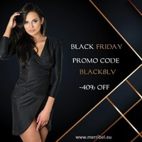 .  Discount code BLACK8LV -40% for the whole assortment In addition to sale products 🔥🔥🔥 BLACK8LV 🔥🔥🔥 CODE valid until 05/12/2020 👇🏼👇🏼👇🏼👇🏼👇🏼 www.merribel.eu  Kod rabatowy BLACK8LV -40% na cały asortyment Oprócz produktów wyprzedażowych 🔥🔥🔥 BLACK8LV 🔥🔥🔥 KOD ważny do 05.12.2020 👇🏼👇🏼👇🏼👇🏼👇🏼 www.merribel.eu